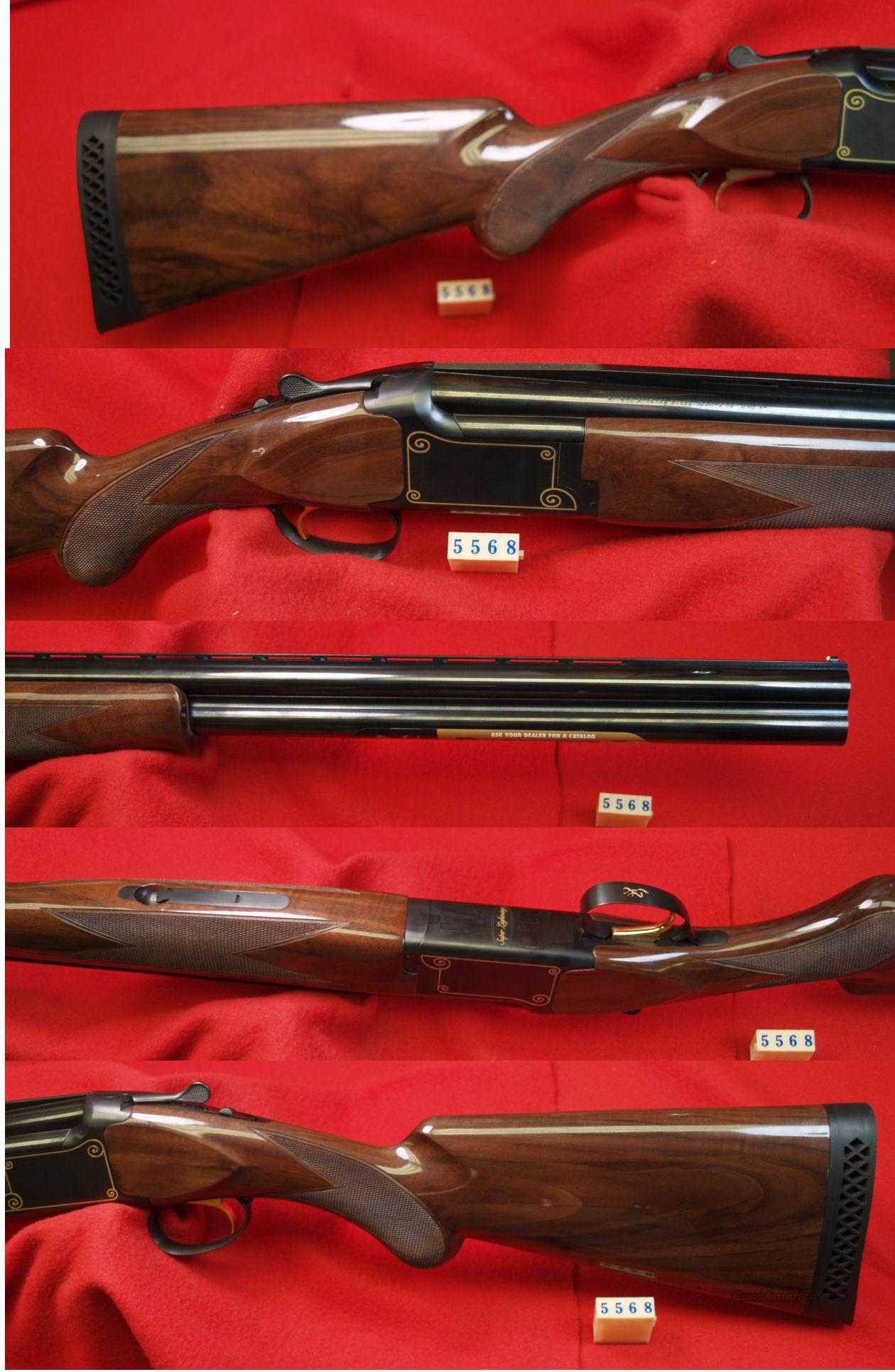 BROWNING LIGHTENING 12 GA 28 INCH  Guns > Shotguns > Browning Shotguns > Over Unders > Other OU > Hunting