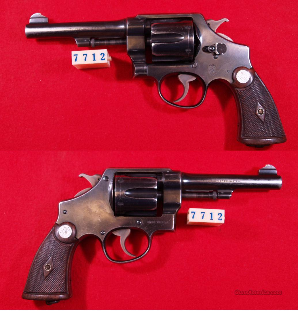 S&W HAND EJECTOR 2ND MODEL 44SPL  Guns > Pistols > Smith & Wesson Revolvers > Full Frame Revolver