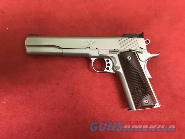 Kimber Stainless Target 10mm Long Slide  Guns > Pistols > Kimber of America Pistols > 1911