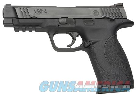 Smith & Wesson M&P Full Size .45 ACP  w/manual safety*MUST CALL*  Guns > Pistols > Smith & Wesson Pistols - Autos > Polymer Frame