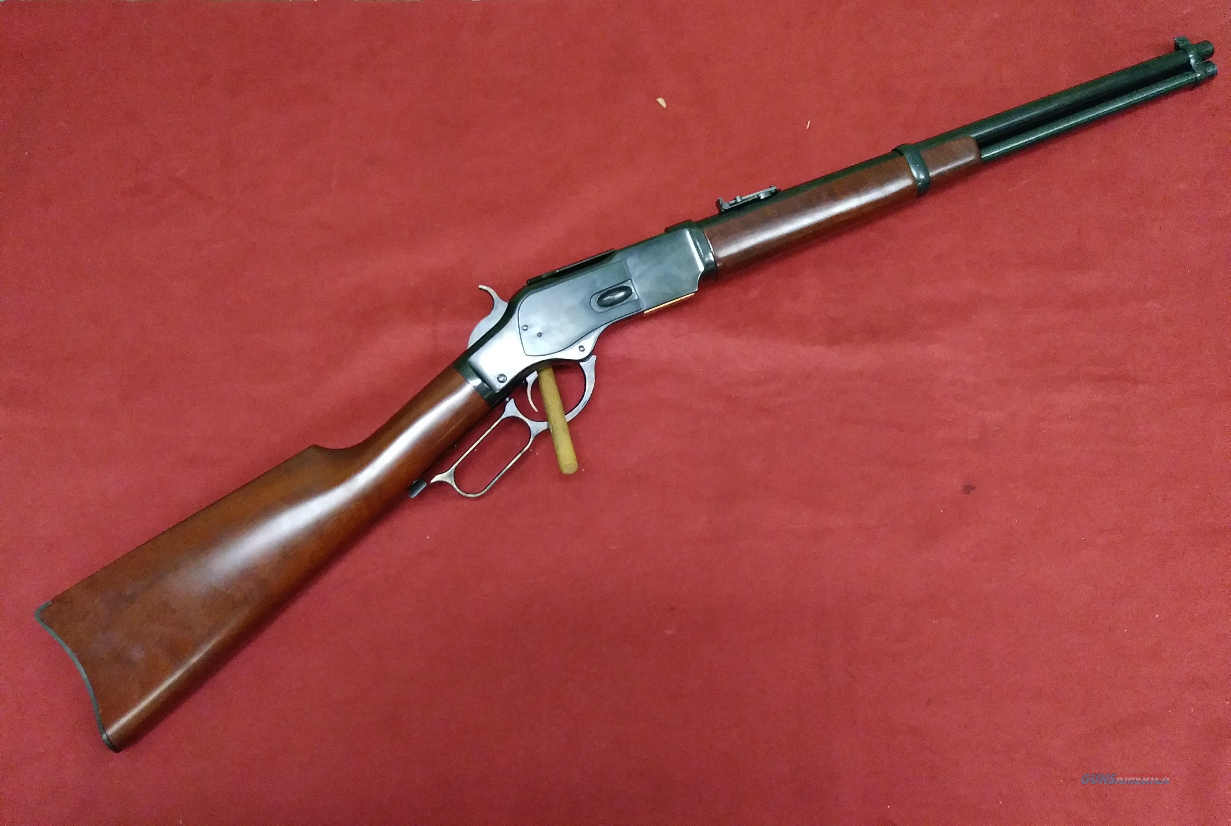 Stoeger/Uberti Model 1873, .357 magnum  Guns > Rifles > Uberti Rifles > Lever Action