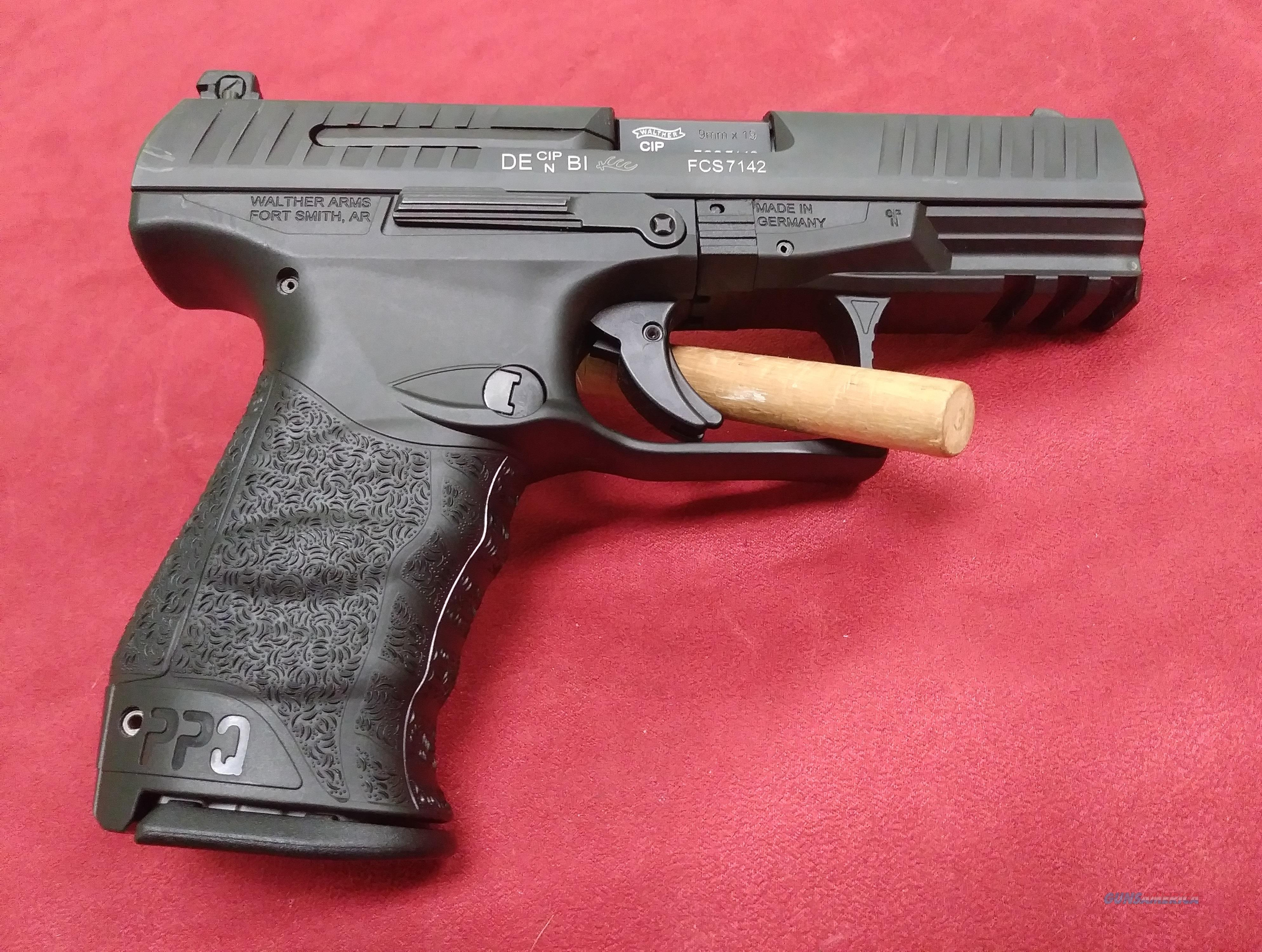 Walther Model PPQ 9mm M2 *MUST CALL*  Guns > Pistols > Walther Pistols > Post WWII > P99/PPQ