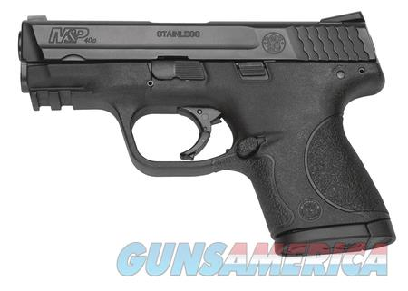 Smith & Wesson M&P 40 Compact  Guns > Pistols > Smith & Wesson Pistols - Autos > Polymer Frame