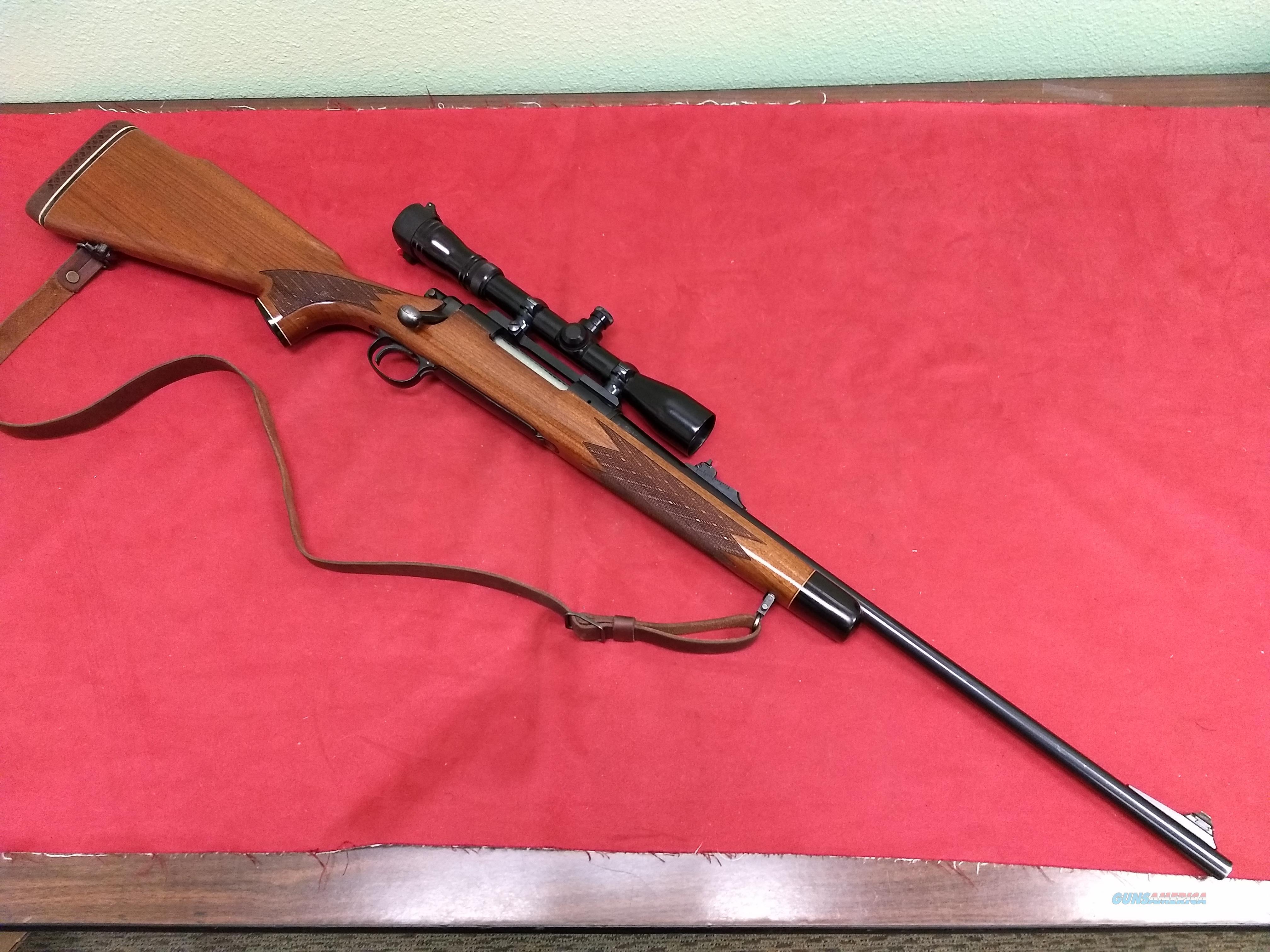 Remington 700 BDL (1970s era), .270 Win, w/ 3-9 Scope  Guns > Rifles > Remington Rifles - Modern > Model 700 > Sporting