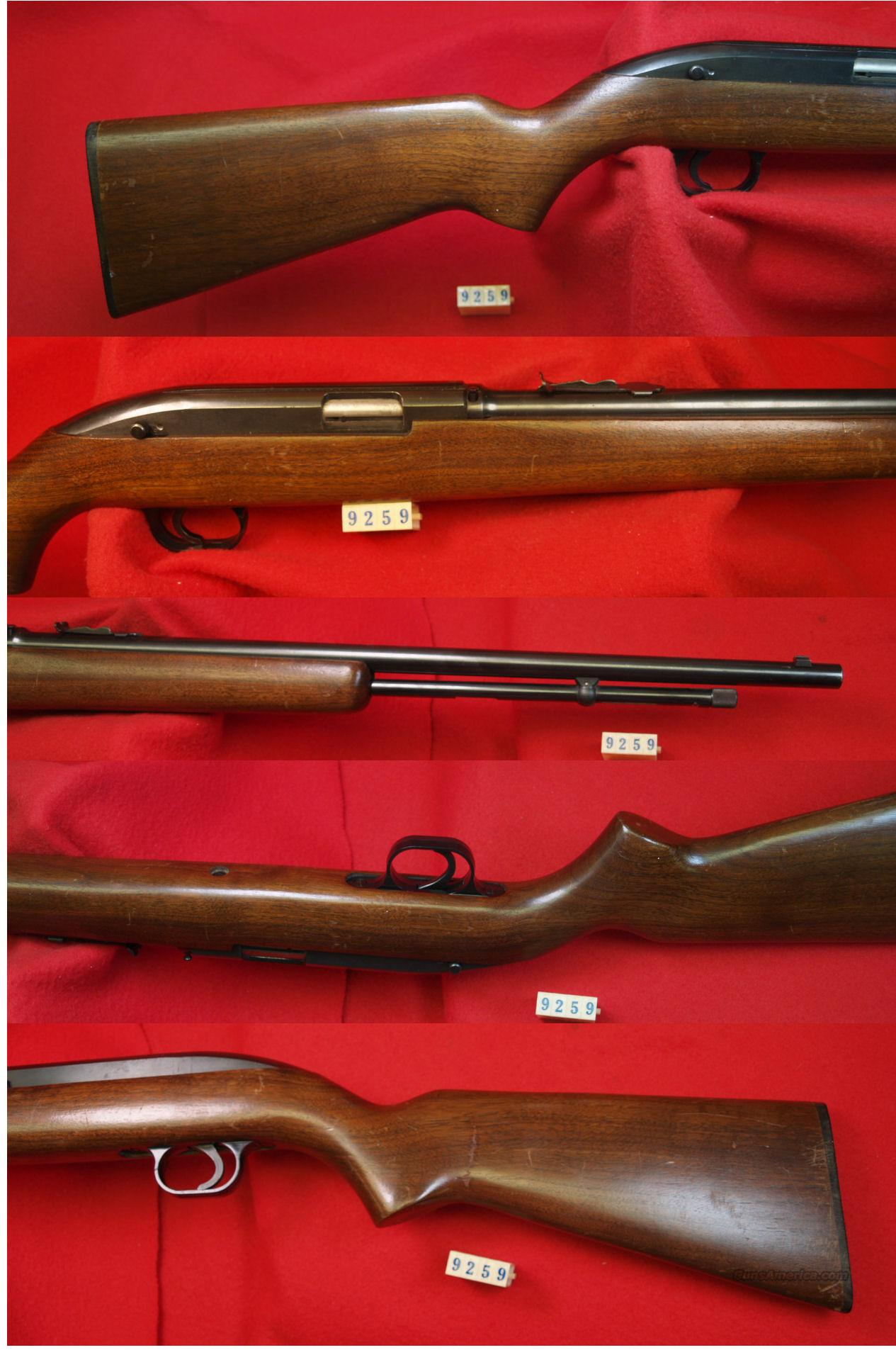 WINCHESTER M-77  22LR  Guns > Rifles > Winchester Rifles - Modern Bolt/Auto/Single > Autoloaders