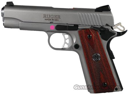 Ruger SR1911 .45ACP CMD *MUST CALL*  Guns > Pistols > Ruger Semi-Auto Pistols > 1911