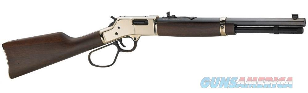 Henry Repeating Arms Big Boy Carbine, .357/.38, NIB   Guns > Rifles > Henry Rifle Company