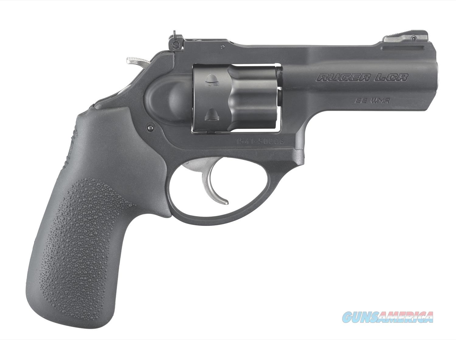 Ruger LCRx, .22 Win Mag  Guns > Pistols > Ruger Double Action Revolver > LCR
