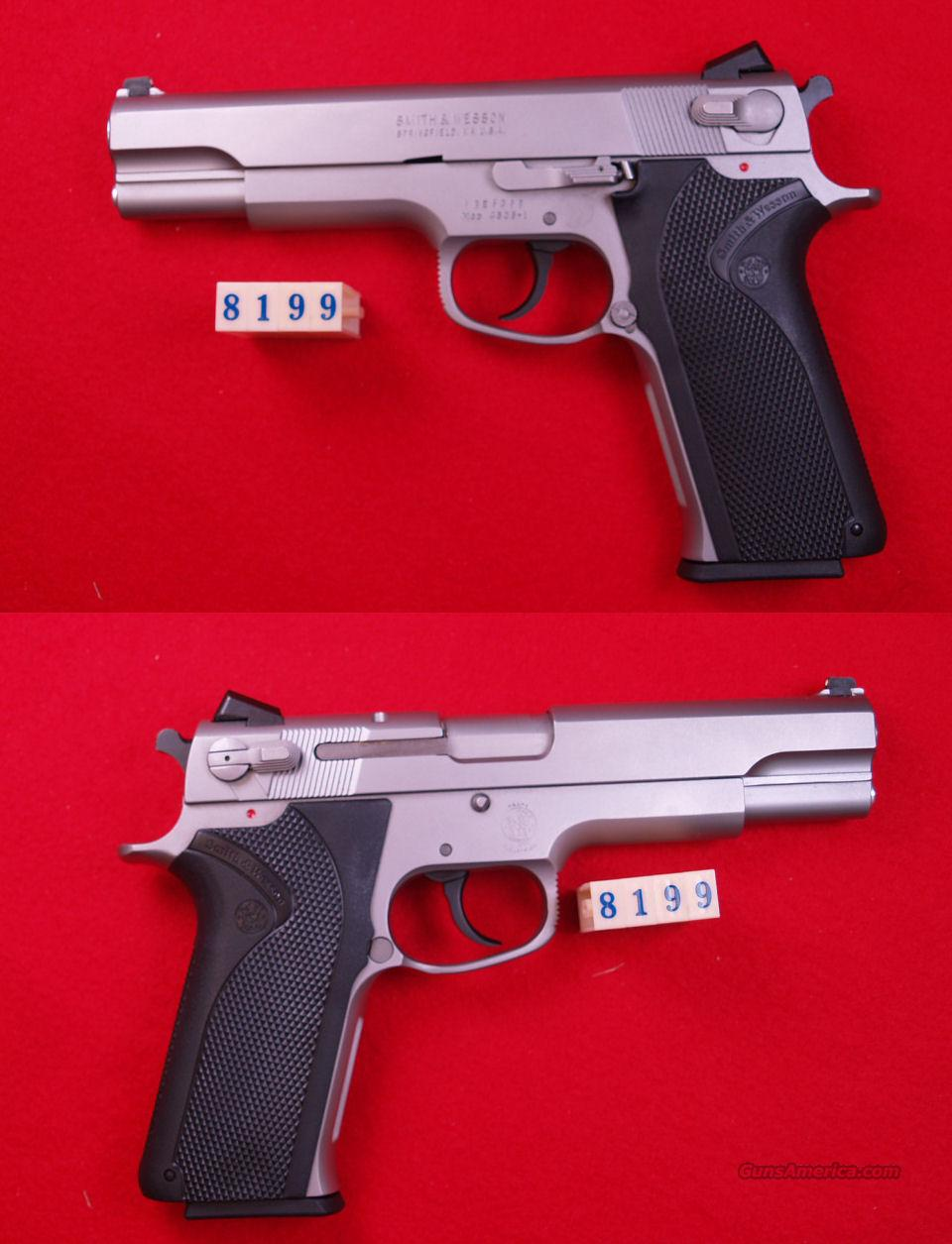 S&W M-4506-1  45ACP  Guns > Pistols > Smith & Wesson Pistols - Autos > Steel Frame
