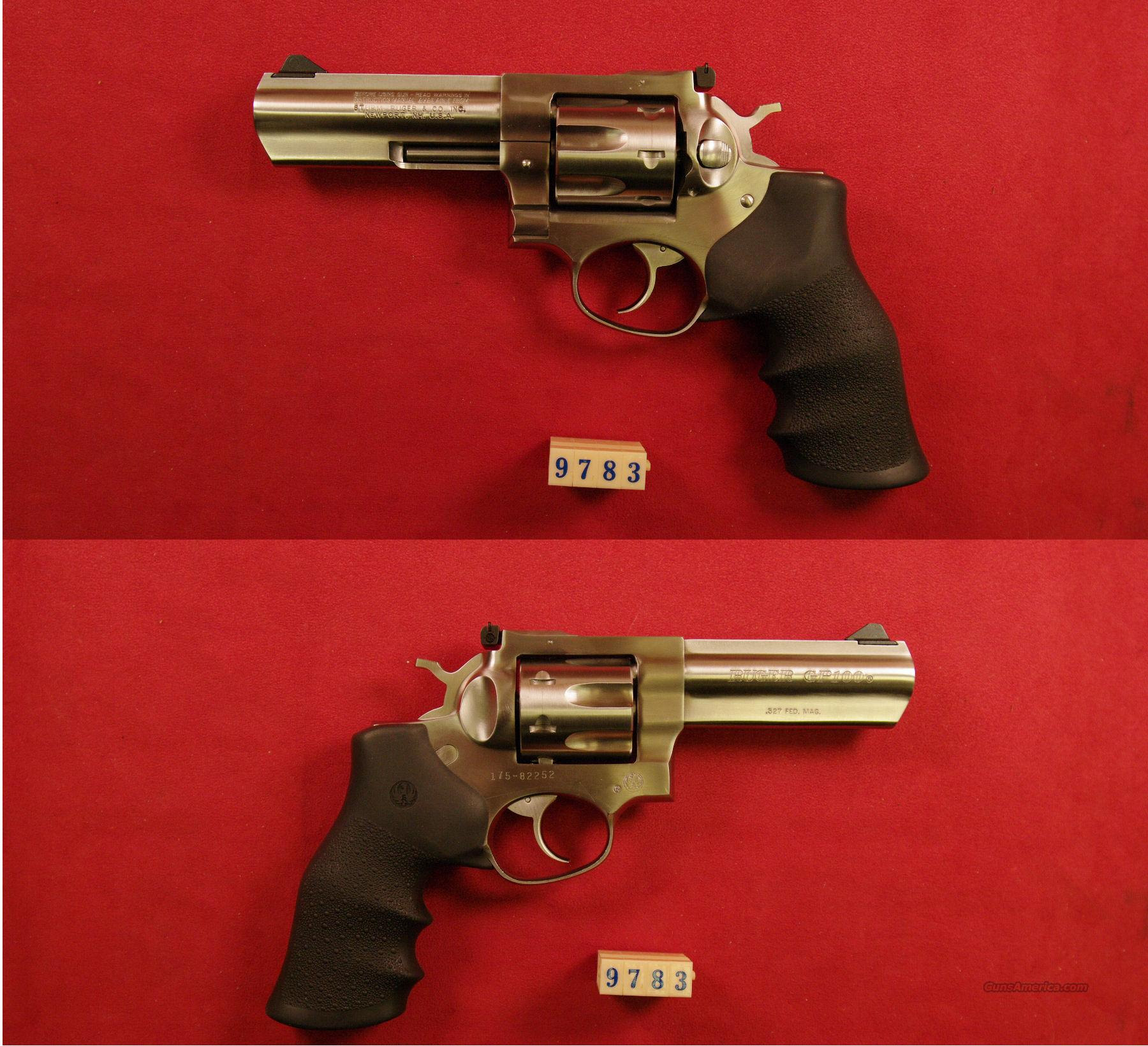 Ruger gp 100 327 fed magnum guns gt pistols gt ruger double action