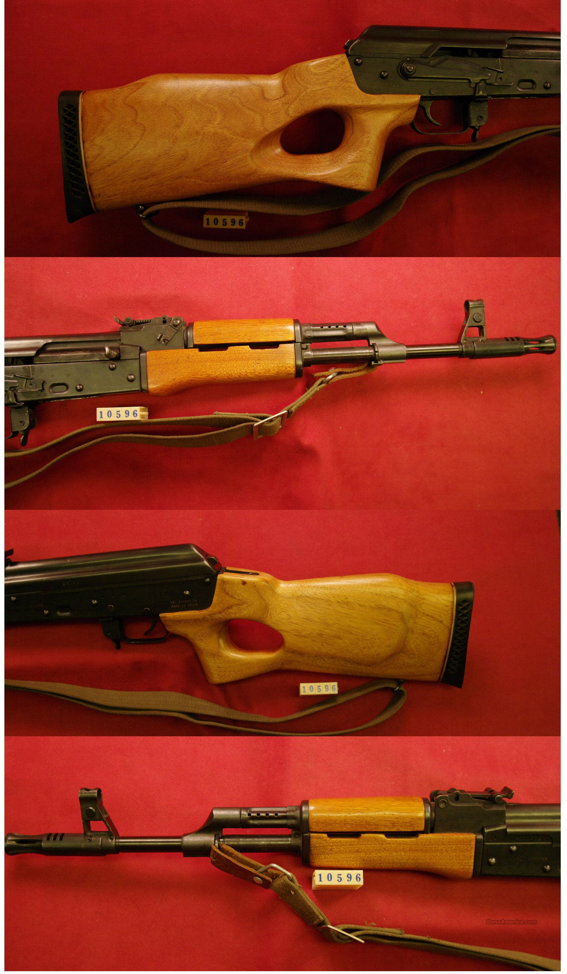 Norinco MAK-90 7.62x39mm  Guns > Rifles > Norinco Rifles