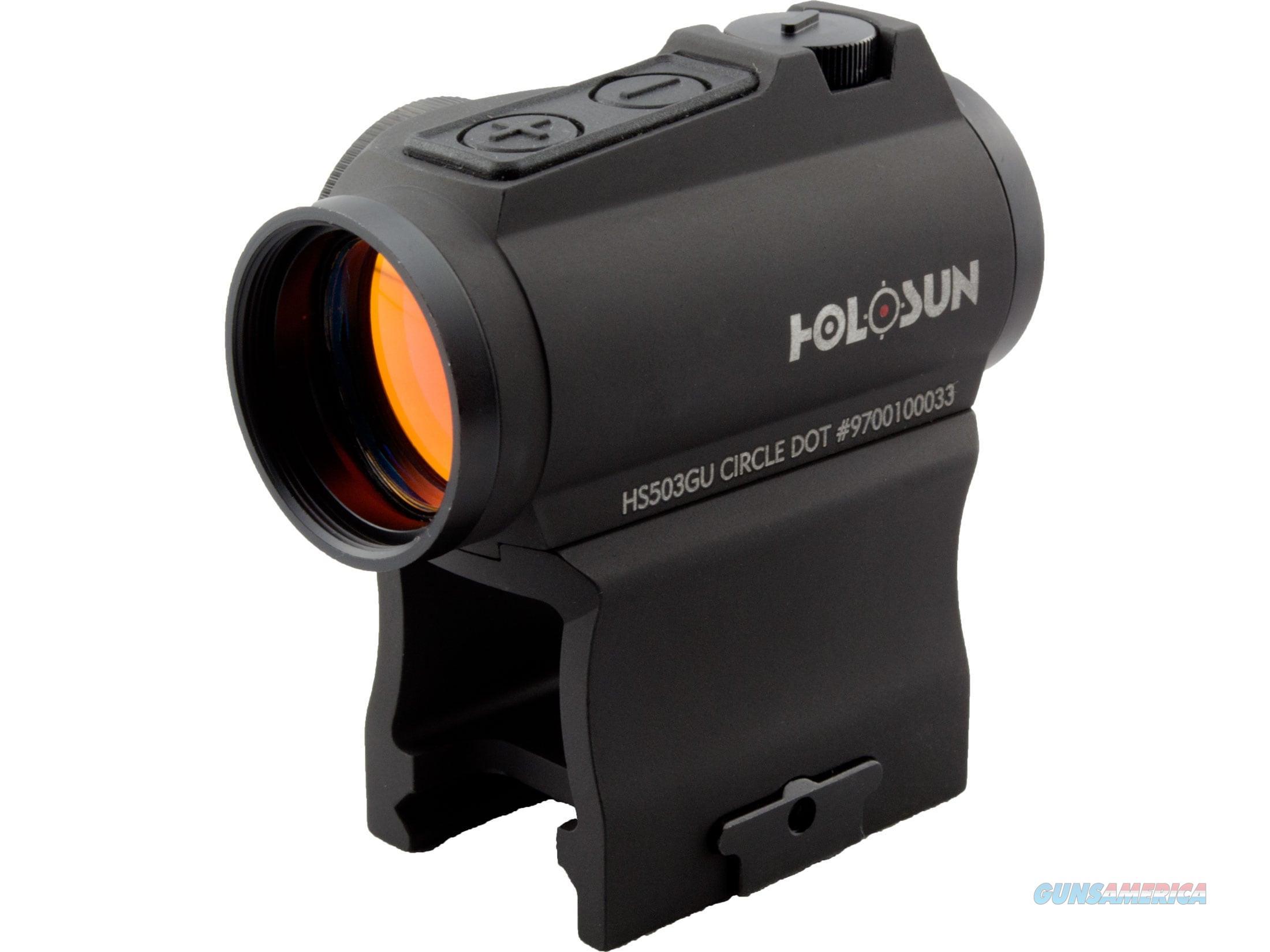 Holosun Red Dot Sight  Non-Guns > Scopes/Mounts/Rings & Optics > Non-Scope Optics > Other