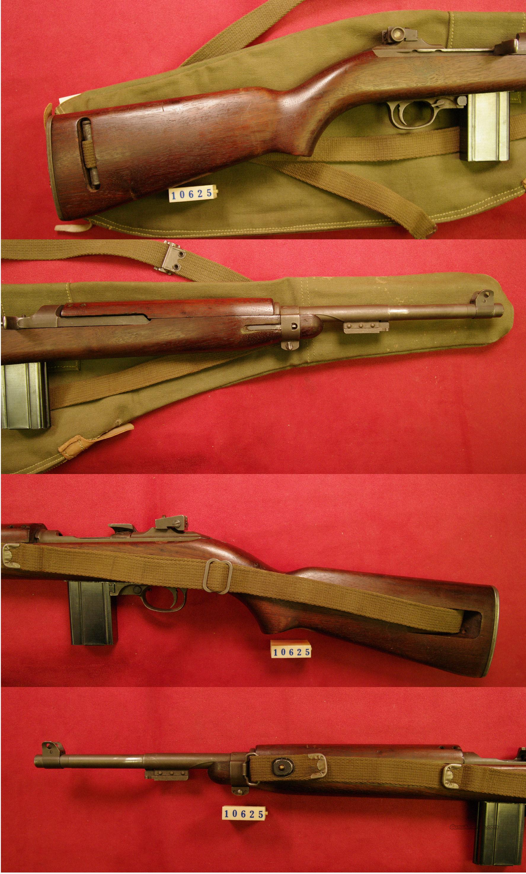 IBM US Carbine Caliber 30 M1  Guns > Rifles > Military Misc. Rifles US > M1 Carbine
