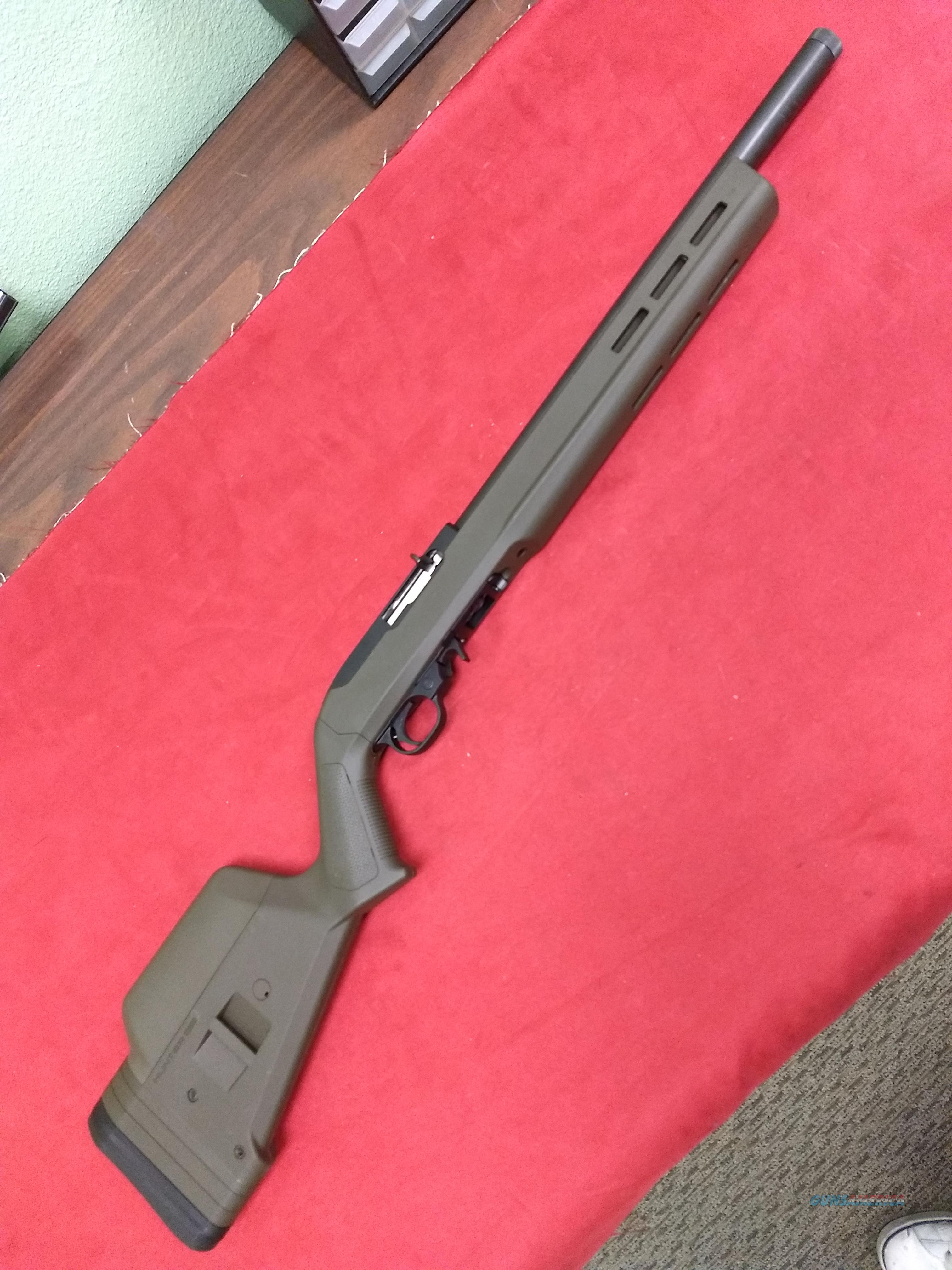 Custom Ruger 10/22 build, .22 LR, NIB  Guns > Rifles > Ruger Rifles > 10-22