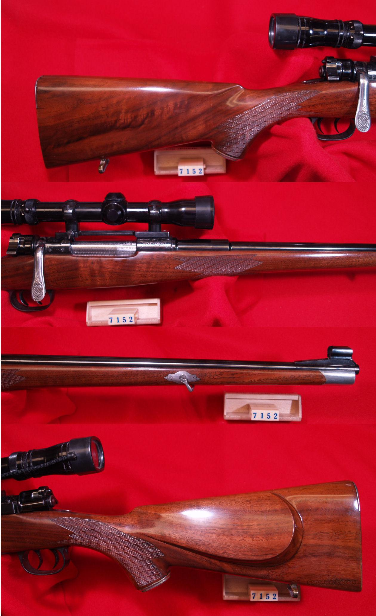 MAUSER CUSTOM 7X57 MAUSER  Guns > Rifles > Mauser Rifles > German