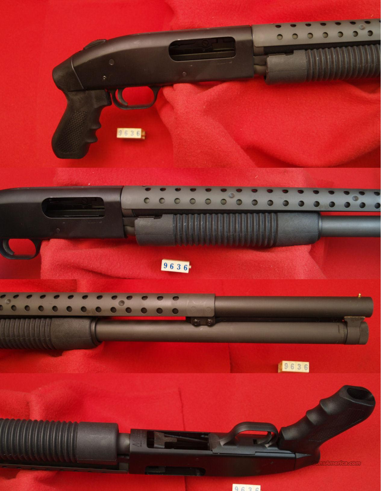 MOSSBERG M-500  12GA  Guns > Shotguns > Mossberg Shotguns > Pump > Tactical