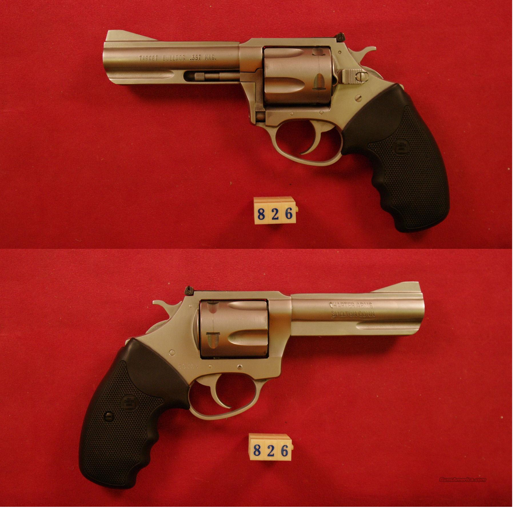 Charter Arms 357 Magnum  Guns > Pistols > Charter Arms Revolvers