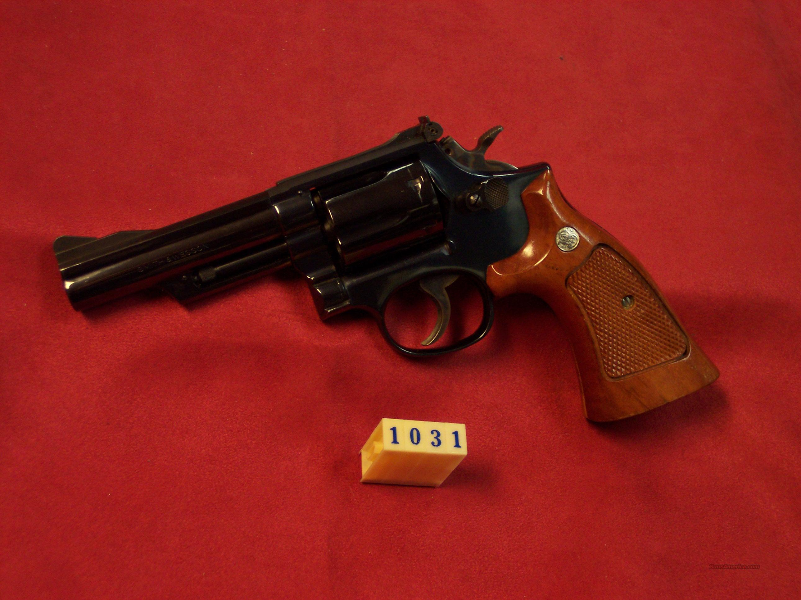 Smith & Wesson model 19-4 .357 Magnum  Guns > Pistols > Smith & Wesson Revolvers > Full Frame Revolver