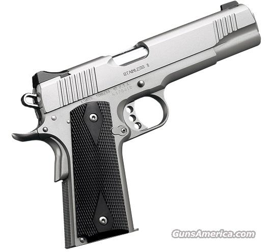 Kimber Stainless II 9mm *MUST CALL*  Guns > Pistols > Kimber of America Pistols
