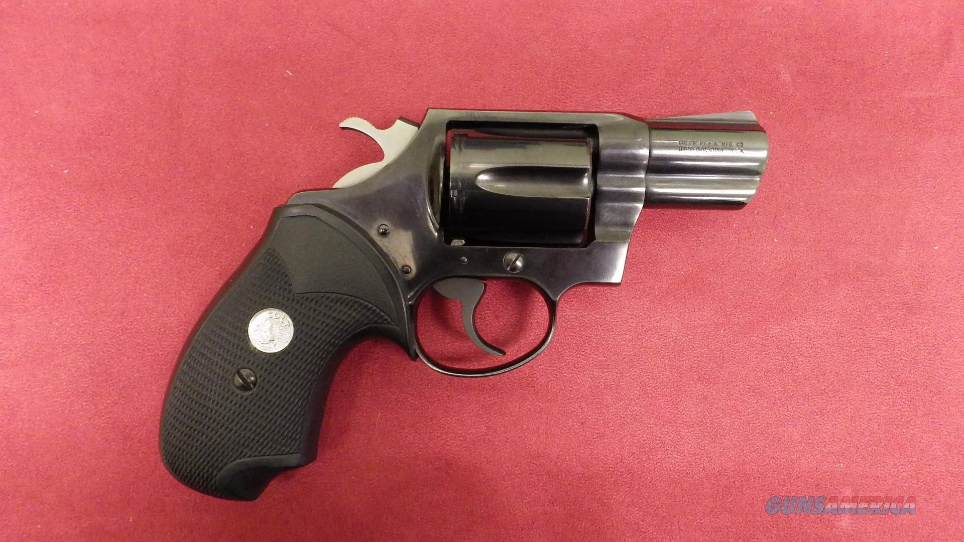 Colt Detective Special .38 Spl  Guns > Pistols > Colt Double Action Revolvers- Modern