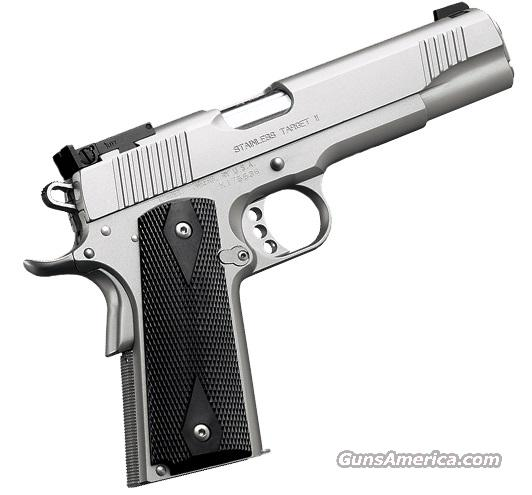 Kimber Stainless Target II  10mm *MUST CALL*  Guns > Pistols > Kimber of America Pistols