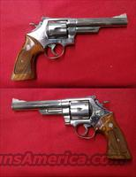 Smith & Wesson Model 25-5, 45 COLT  Guns > Pistols > Smith & Wesson Revolvers > Full Frame Revolver