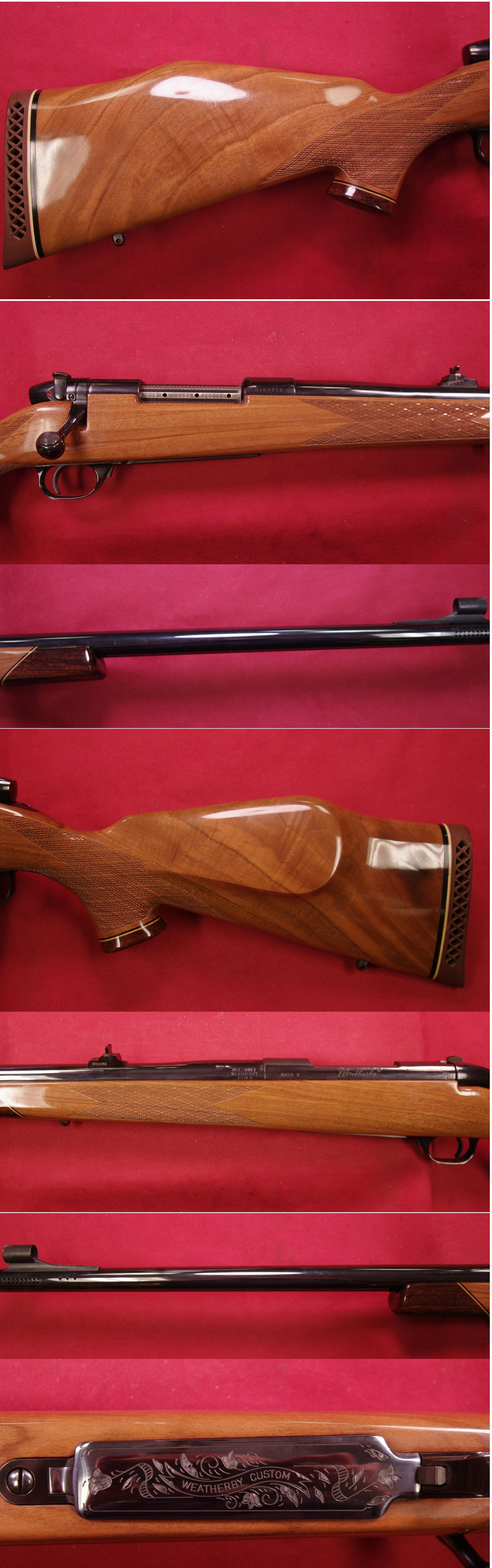 Weatherby Mark V .460 Magnum  Guns > Rifles > Weatherby Rifles > Sporting