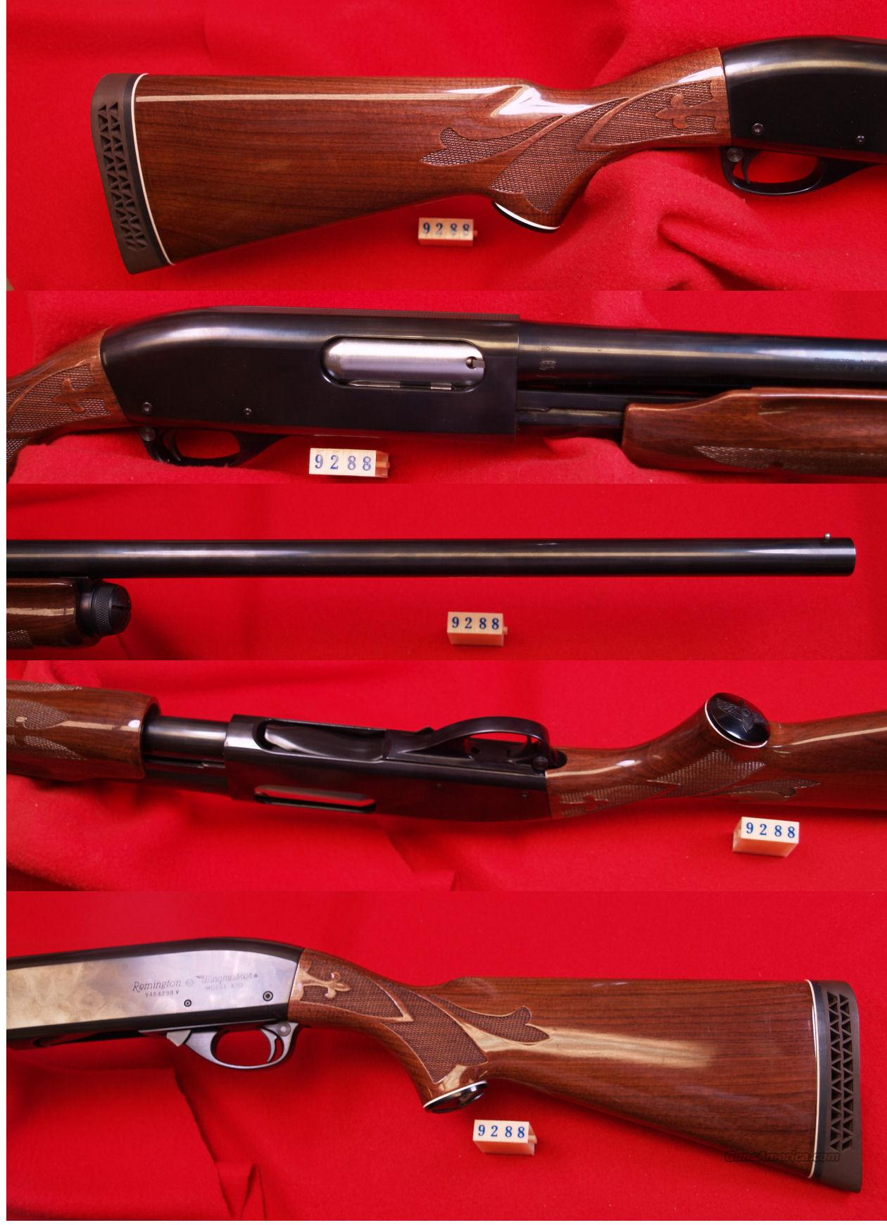 REMINGTON WINGMASTER M-870  12GA  Guns > Shotguns > Remington Shotguns  > Pump > Hunting