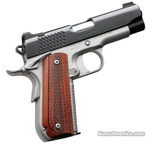 Kimber Super Carry Pro .45 ACP  Guns > Pistols > Kimber of America Pistols
