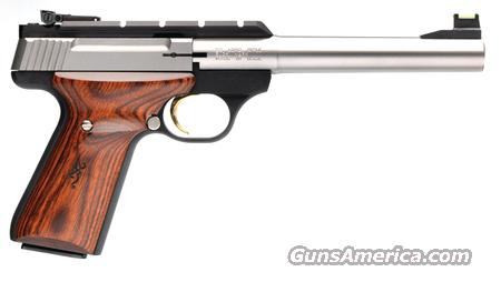 Browning BuckMark Hunter .22LR  *MUST CALL*  Guns > Pistols > Browning Pistols > Buckmark