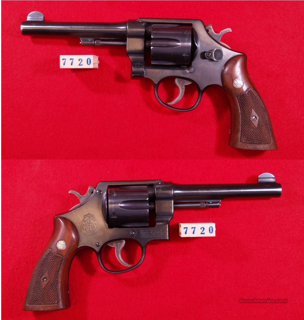 S&W MODEL 1950  45 CAL  Guns > Pistols > Smith & Wesson Revolvers > Full Frame Revolver
