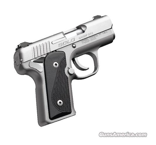 Kimber Solo Stainless 9mm  *MUST CALL*  Guns > Pistols > Kimber of America Pistols