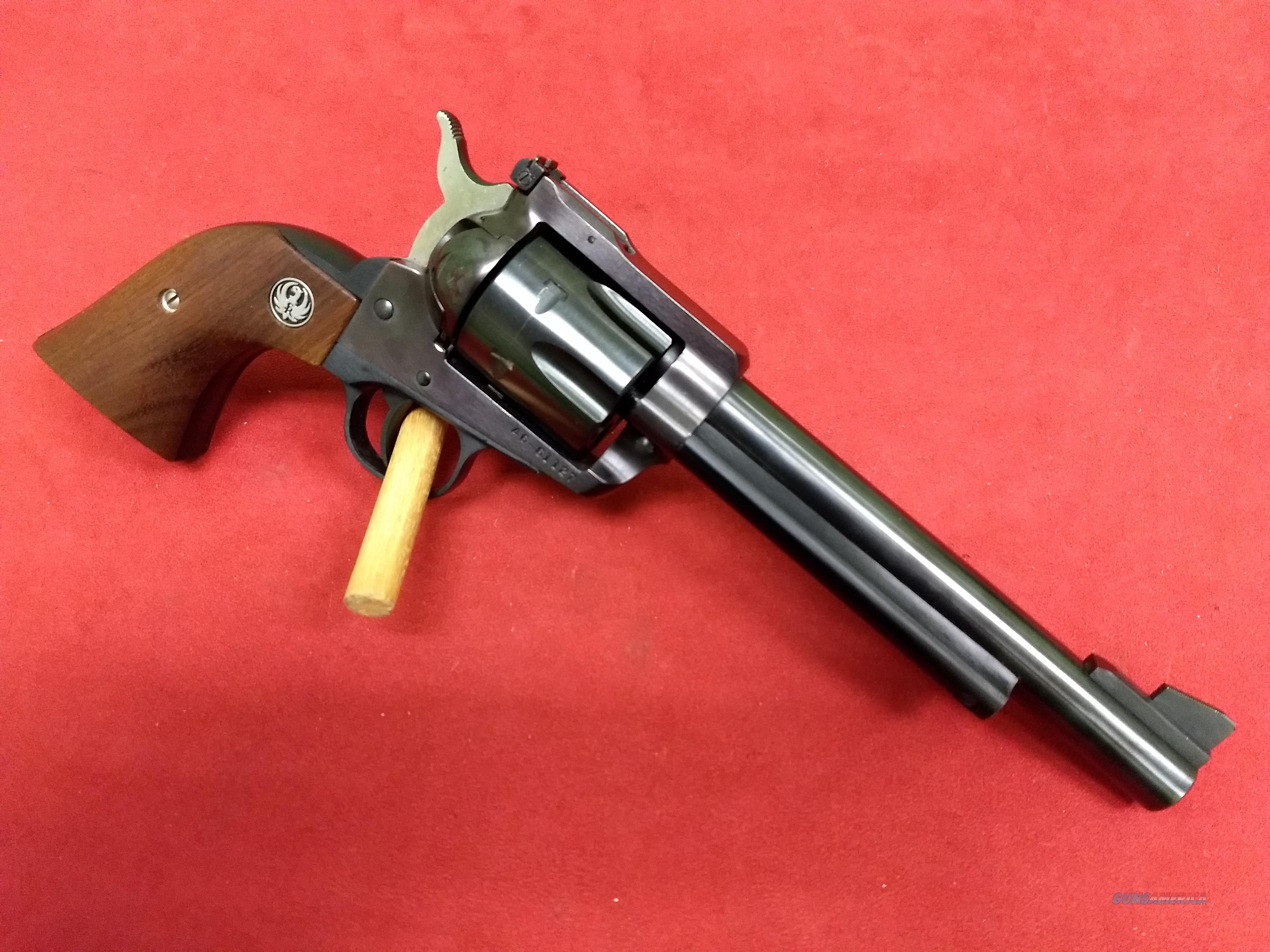 Ruger NM Blackhawk, .41 Magnum, Like New!  Guns > Pistols > Ruger Single Action Revolvers > Blackhawk Type