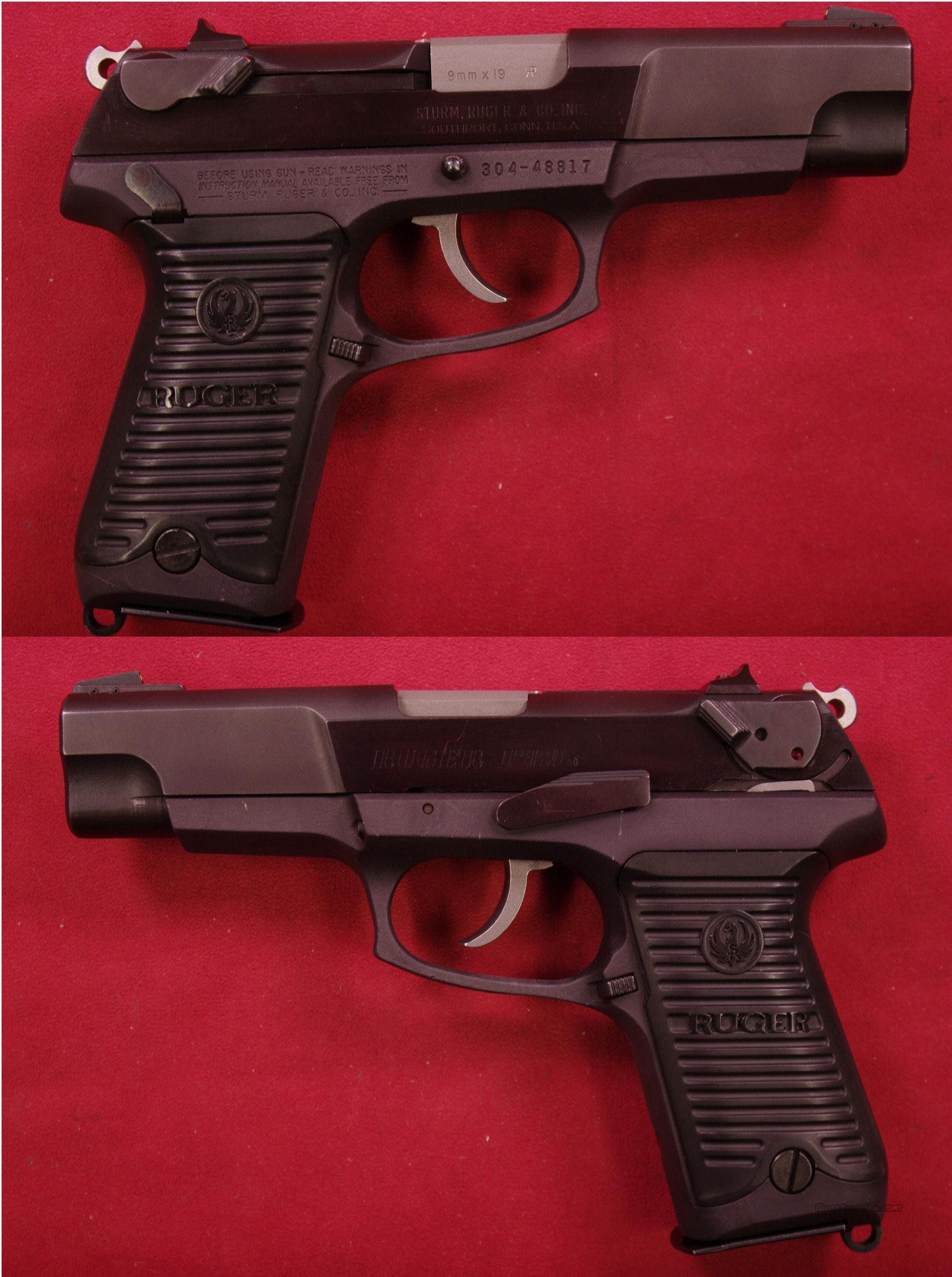 Ruger P89 9MM  Guns > Pistols > Ruger Semi-Auto Pistols > P-Series