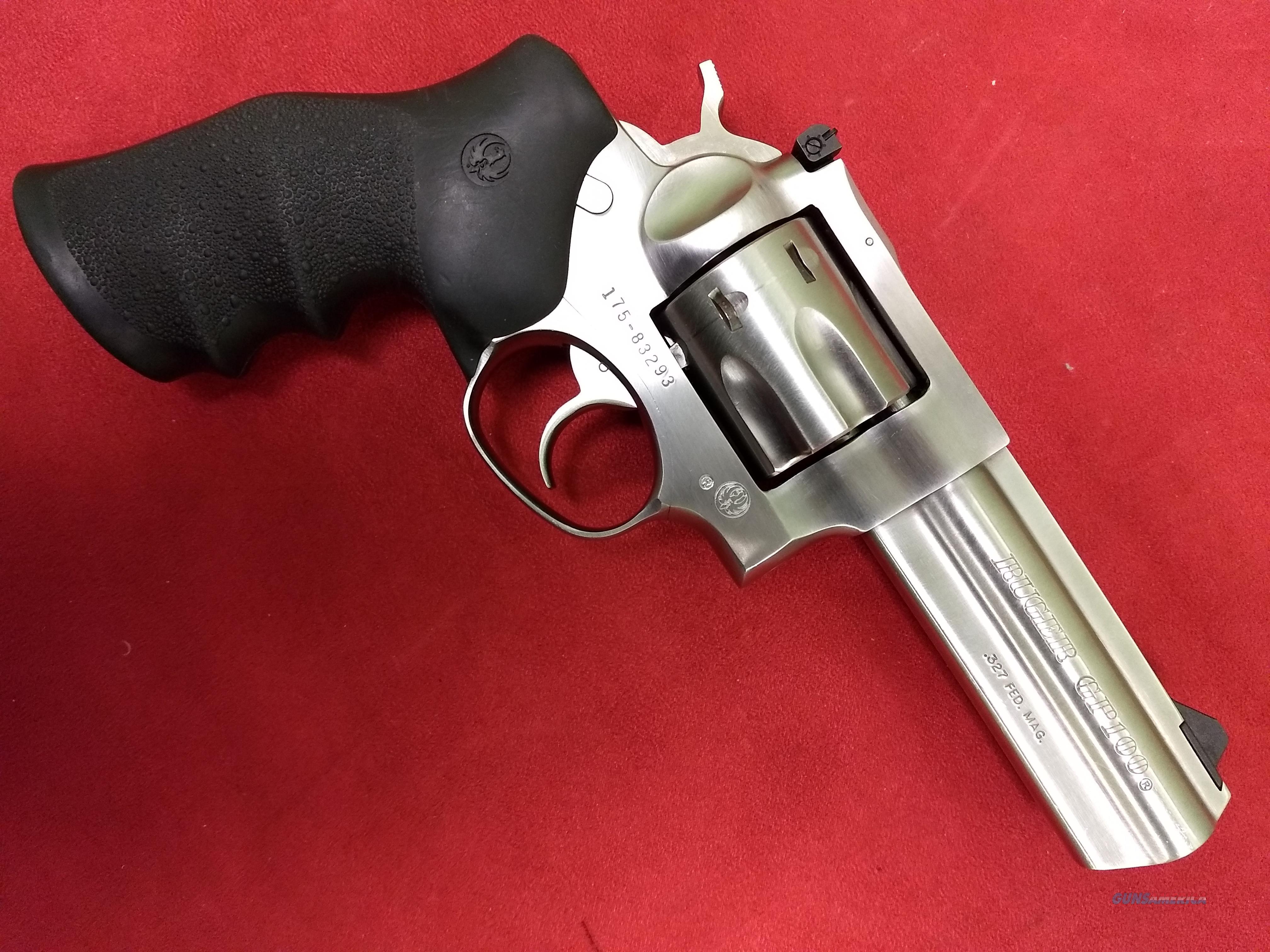 Ruger GP100, .327 Federal Magnum, 7 Shot, Great Shape!  Guns > Pistols > Ruger Double Action Revolver > GP100