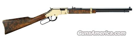 Henry  Golden Boy .22 Cal  *MUST CALL*   Guns > Rifles > Henry Rifle Company