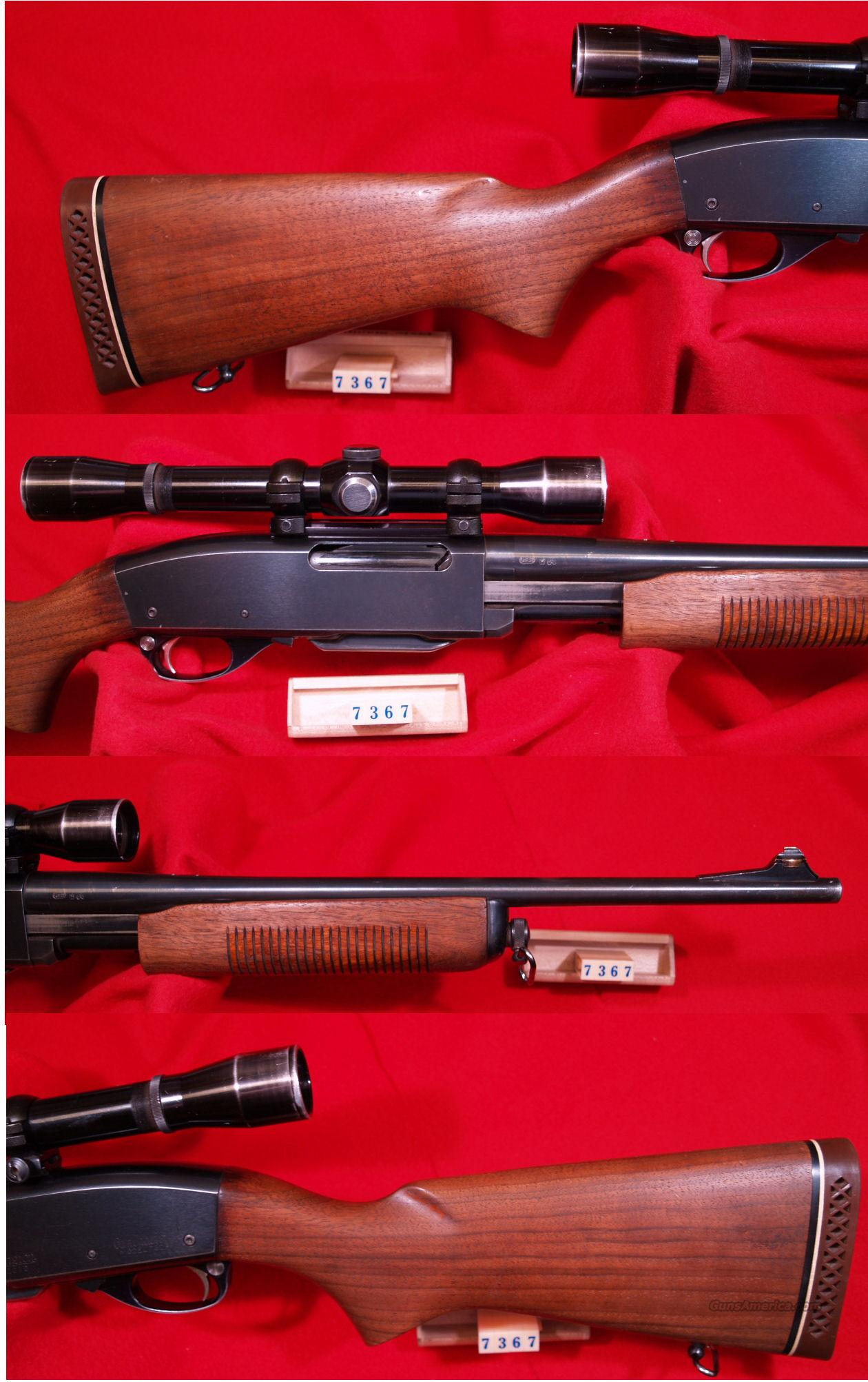 REMINGTON M-760 CARBINE GAMEMASTER 270 WIN  Guns > Rifles > Remington Rifles - Modern > Non-Model 700