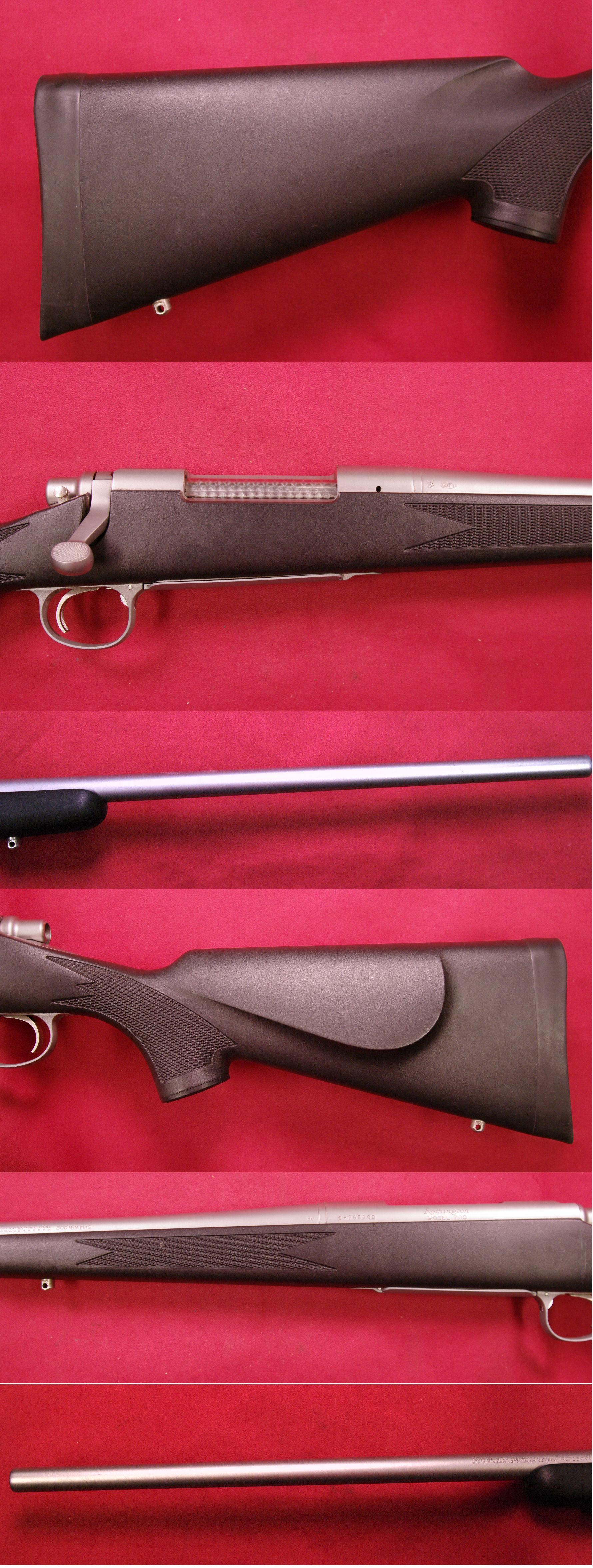 REMINGTON M-700  300 WIN MAG  Guns > Rifles > Remington Rifles - Modern > Model 700 > Tactical