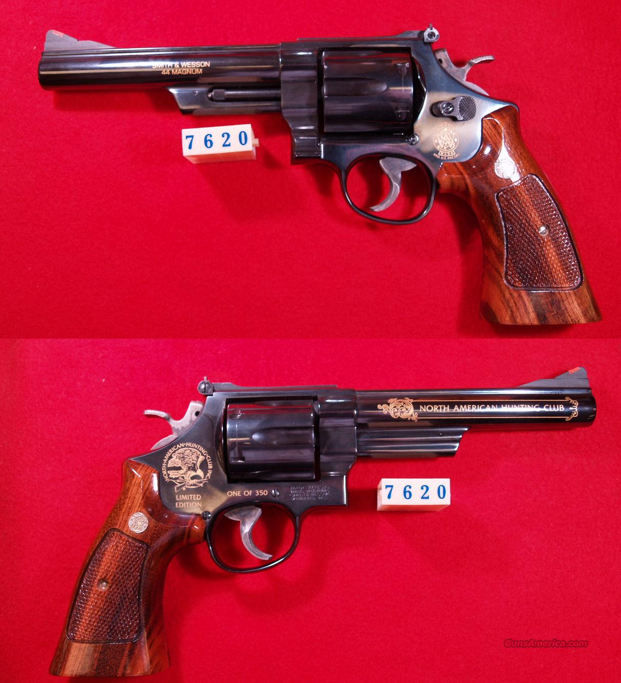 S&W M-29-3  44 MAG LIMITED EDITION  Guns > Pistols > Smith & Wesson Revolvers > Full Frame Revolver