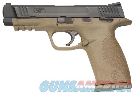 Smith & Wesson M&P 45 Dark Earth  *MUST CALL*  Guns > Pistols > Smith & Wesson Pistols - Autos > Polymer Frame