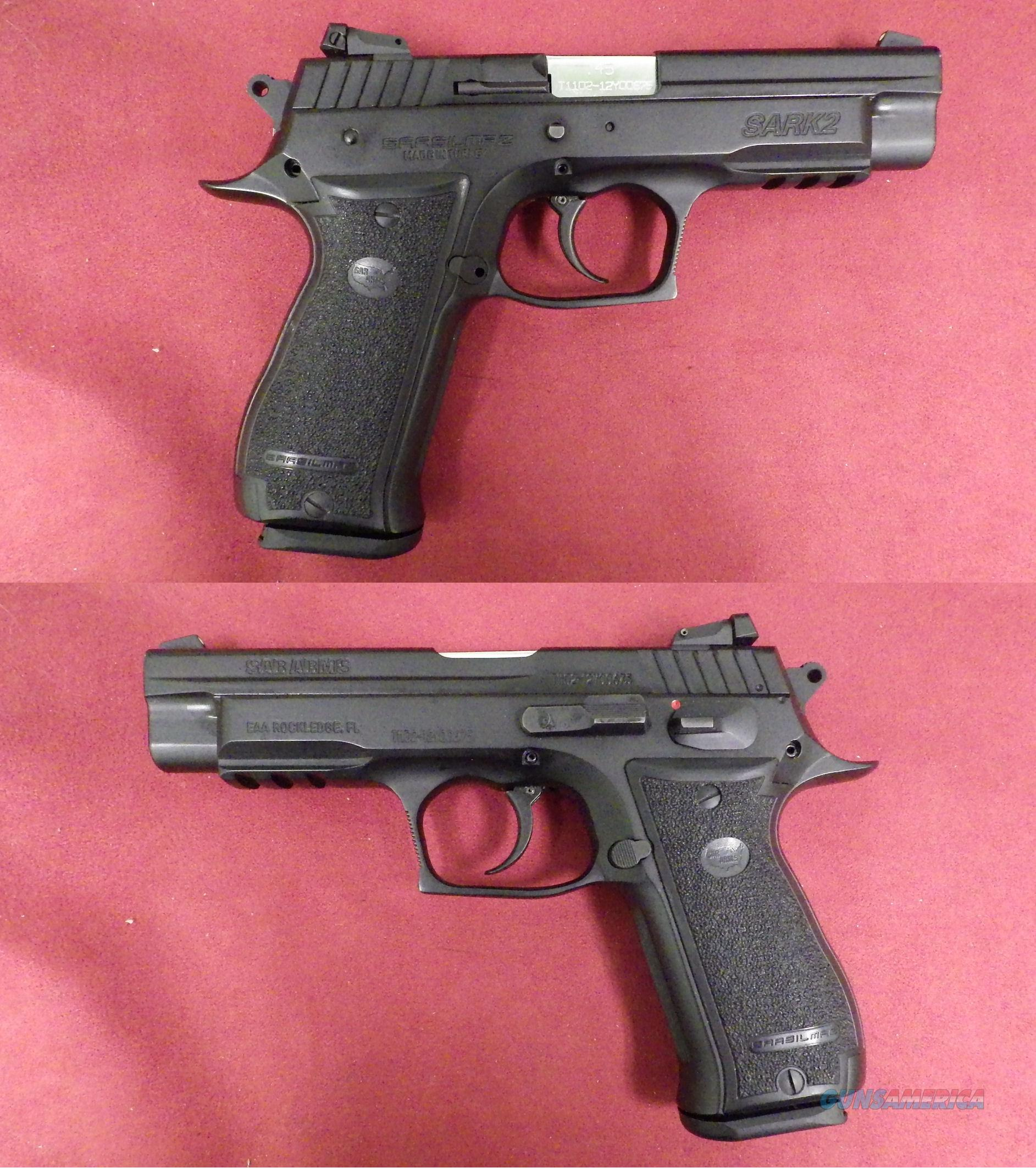 SarArms K2 .45ACP  *MUST CALL*  Guns > Pistols > EAA Pistols > Other