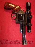 Smith & Wesson model 57 41 Magnum  Guns > Pistols > Smith & Wesson Revolvers > Full Frame Revolver