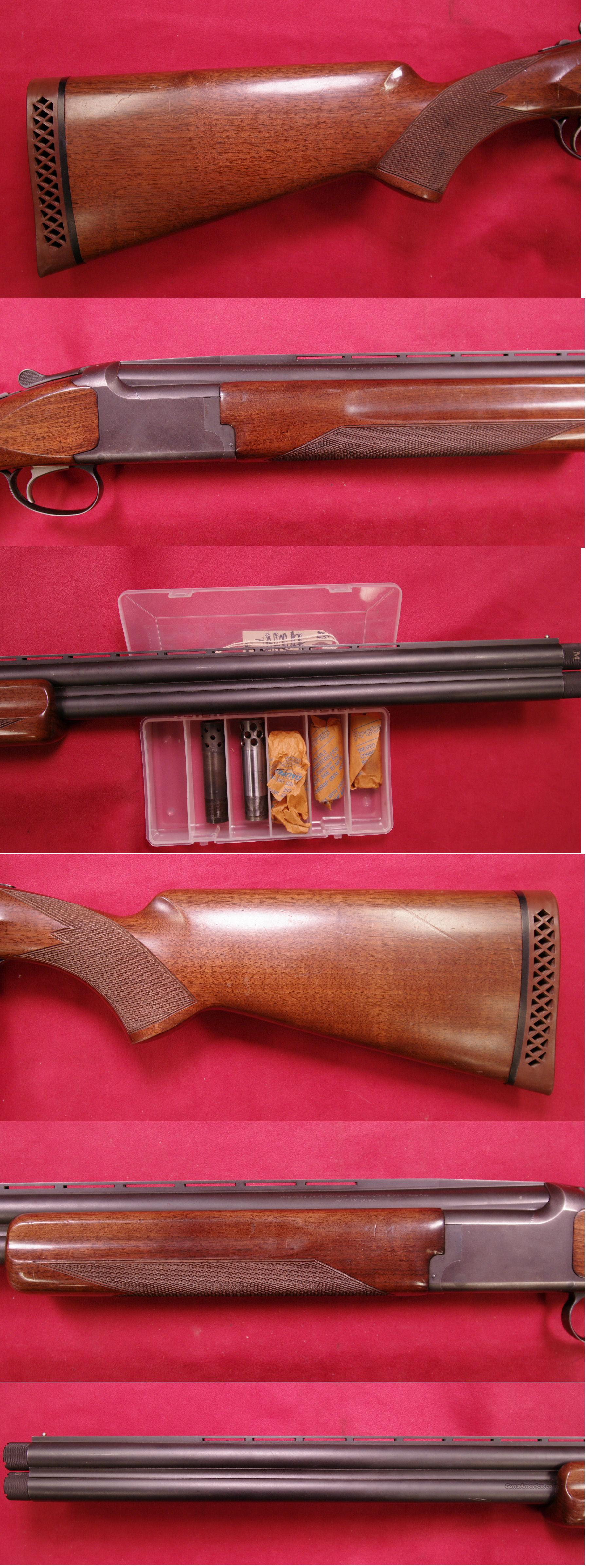 Browning Citori 12 ga.  Guns > Shotguns > Browning Shotguns > Over Unders > Citori > Hunting