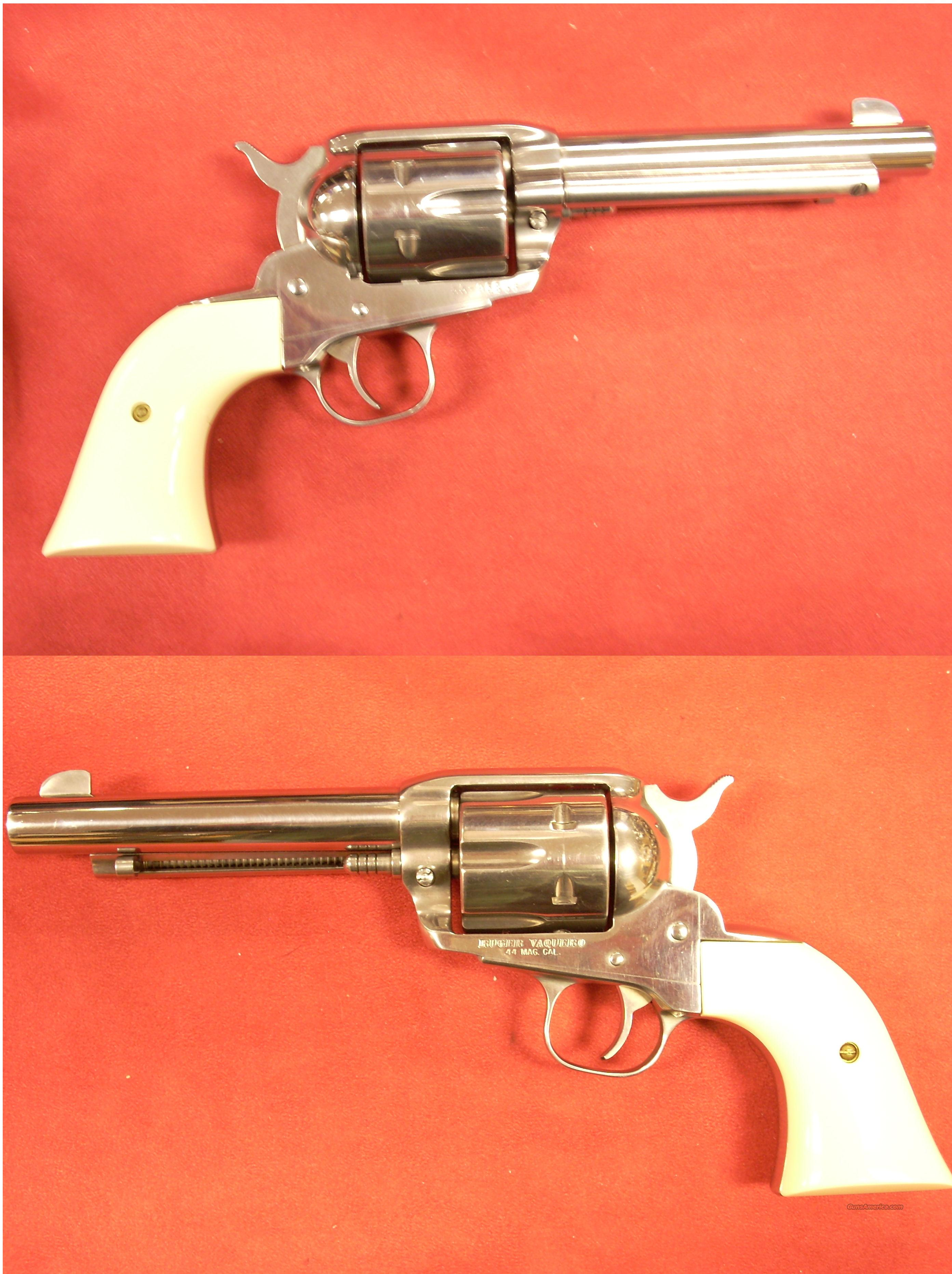 Ruger Vaquero .44 Magnum  *MUST CALL*  Guns > Pistols > Ruger Single Action Revolvers > Cowboy Action