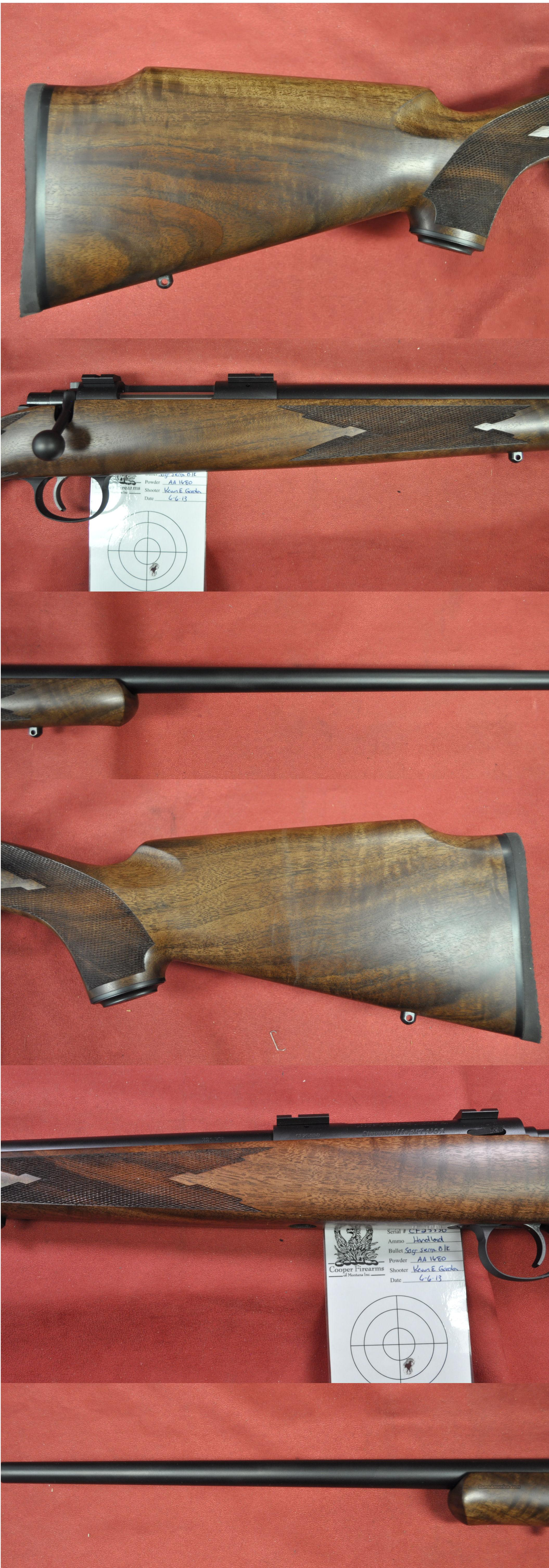Cooper Mdl 21 Schnabel .221 FB *MUST CALL*  Guns > Rifles > Cooper Arms Rifles