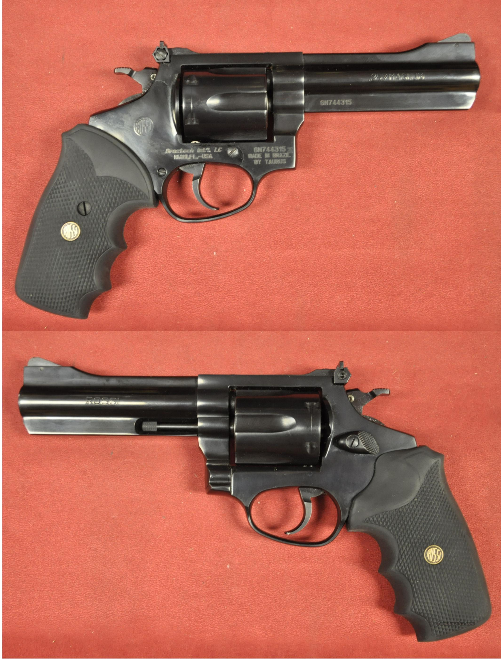 Rossi 971 .357 Mag  factory reconditioned  *MUST CALL*  Guns > Pistols > Rossi Revolvers