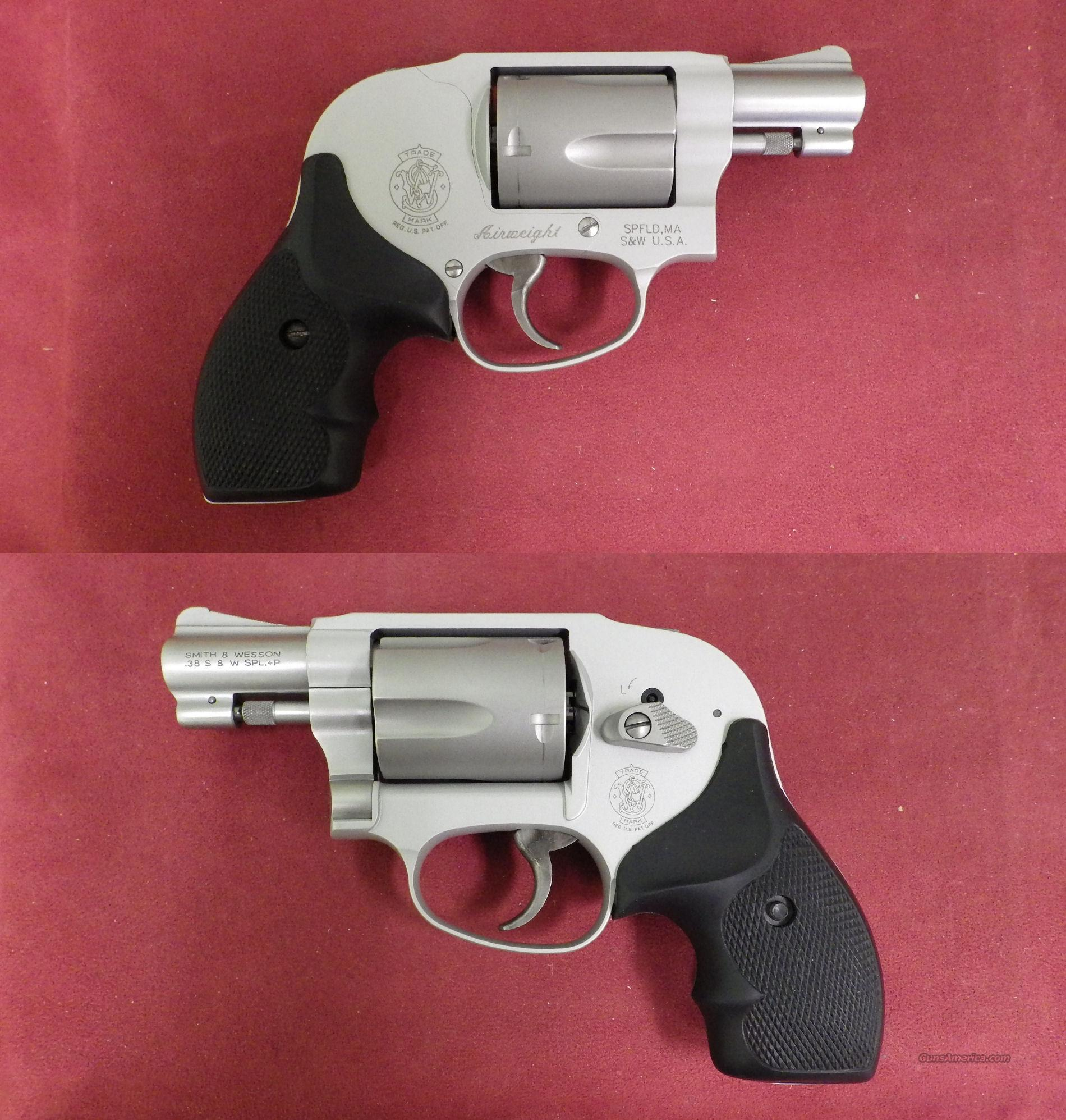 Smith & Wesson 638-3 .38Spl +P *MUST CALL*  Guns > Pistols > Smith & Wesson Revolvers > Pocket Pistols