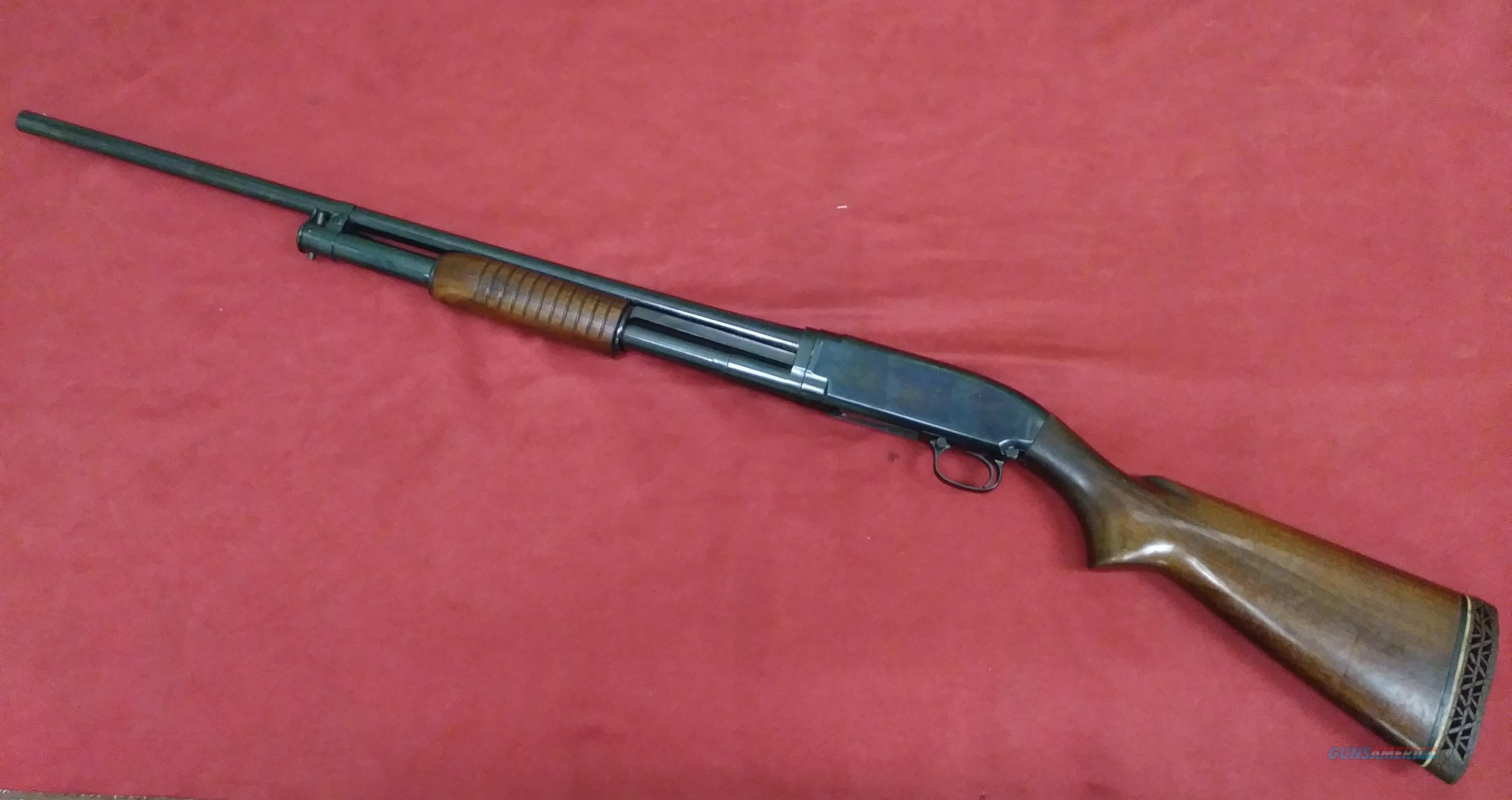 Winchester Model 12, 20ga  Guns > Shotguns > Winchester Shotguns - Modern > Pump Action > Hunting