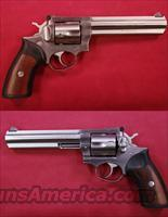 Ruger GP100 .357 Magnum  Guns > Pistols > Ruger Double Action Revolver > Security Six Type