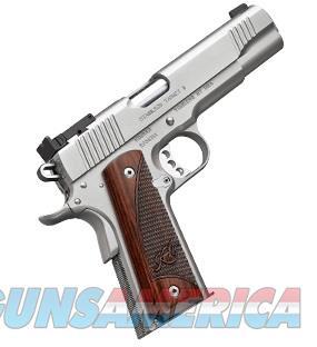 Kimber Stainless Target II, .45 ACP, NIB  Guns > Pistols > Kimber of America Pistols
